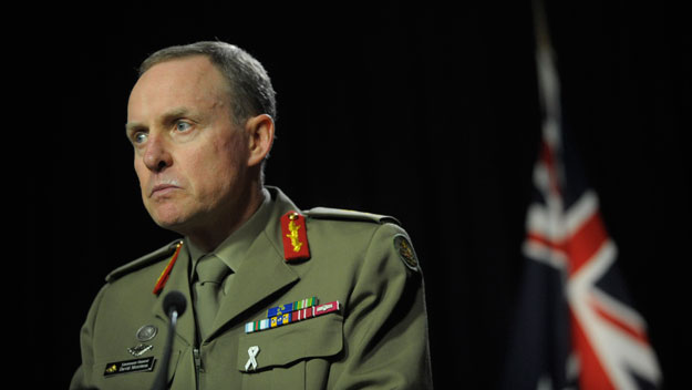 Army email scandal 'worse than Skype'